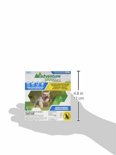 Adventure Plus For Dogs 4pk 11-20lb