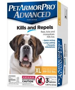 PetArmorPro Advanced XLarge (89-132 lbs)