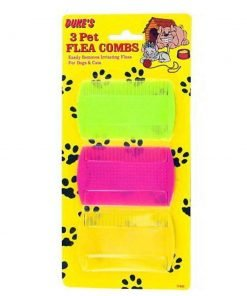 72 Pet Flea Combs