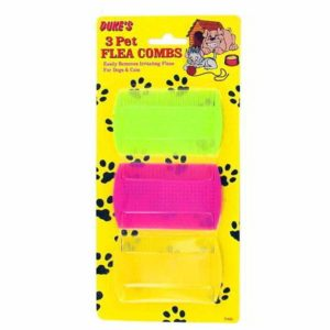 Pet Flea Combs - Case Of 24